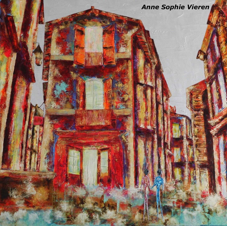 Anne Sophie Vieren - Commencement ... Thème Coeur de Ville
