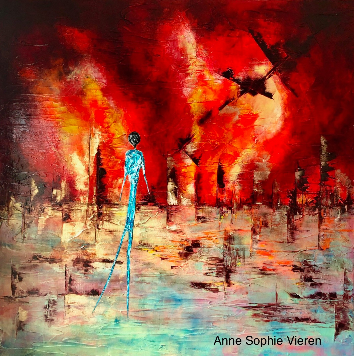 Anne Sophie Vieren - Solitude pendant masculin ...