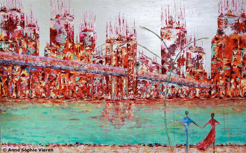 Anne Sophie Vieren - Promesse ... Artiste peintre Nantes