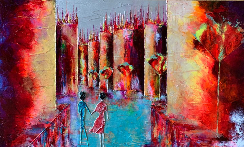 Anne Sophie Vieren - Alliance... Artiste peintre Nantes