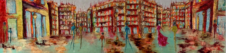 Anne Sophie Vieren - Cité ... Artiste peintre Nantes