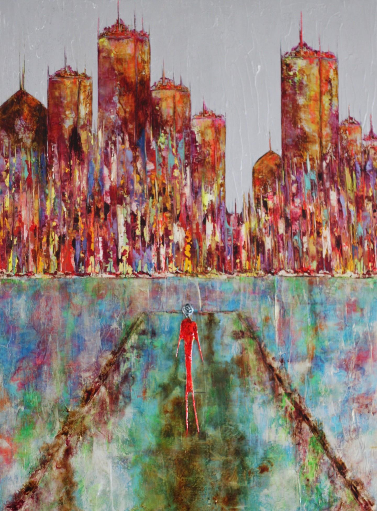 Anne Sophie Vieren - Intuition... Artiste peintre Nantes
