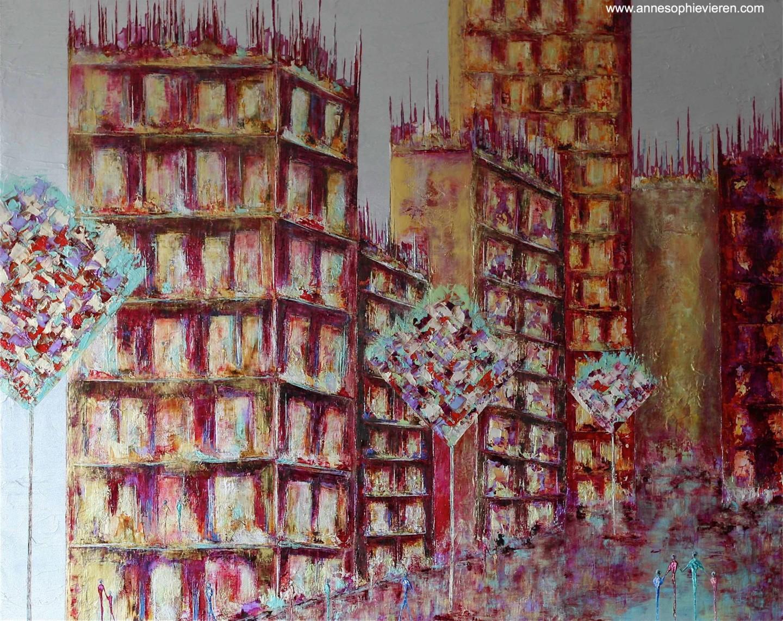 Anne Sophie Vieren - Civilisation ... Thème urbain
