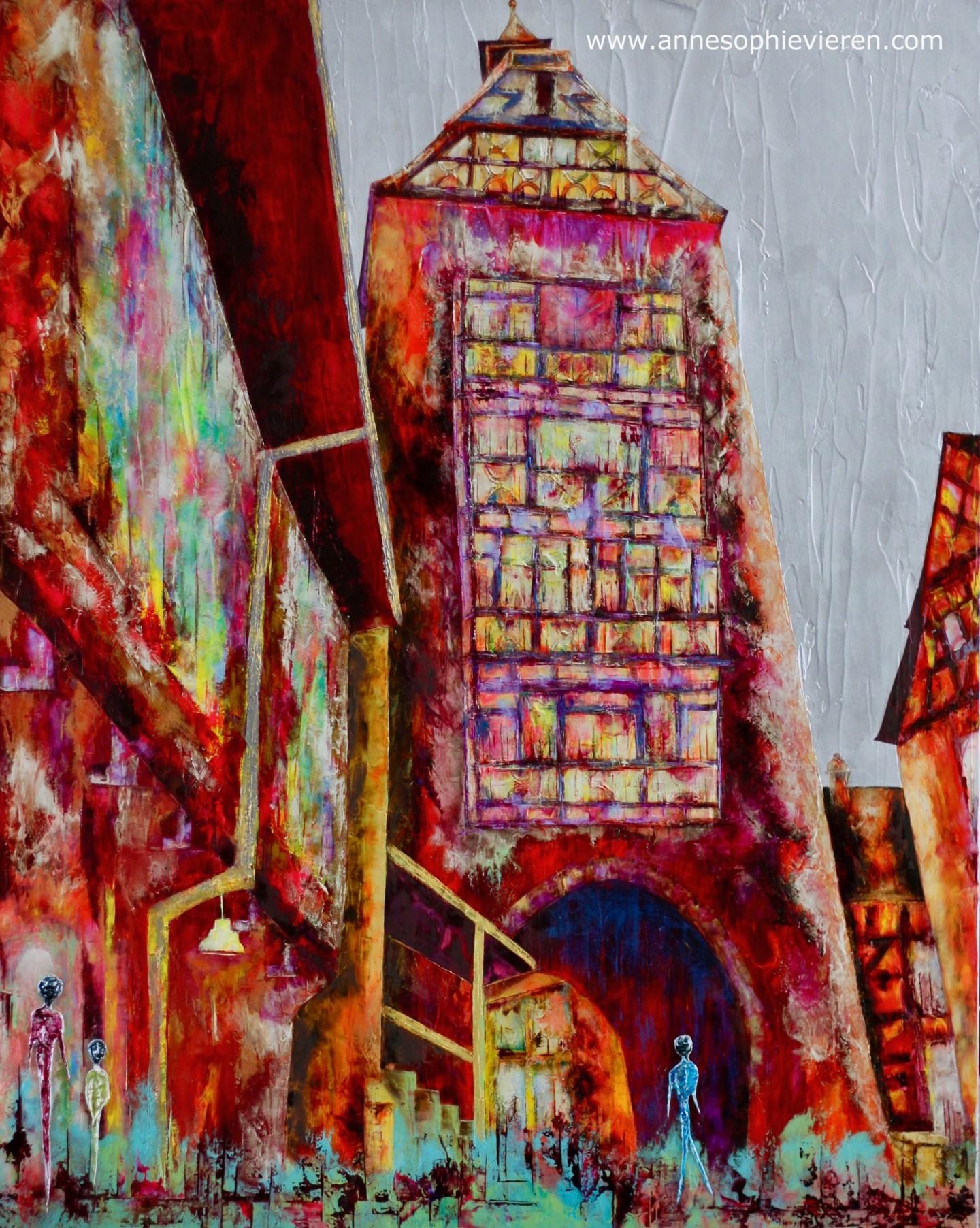 Anne Sophie Vieren - Passage ... Thème Coeur de Ville