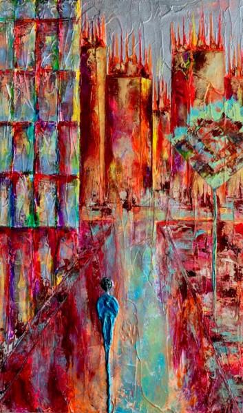 Insondable ... Anne Sophie Vieren Artiste Peintre Nantes