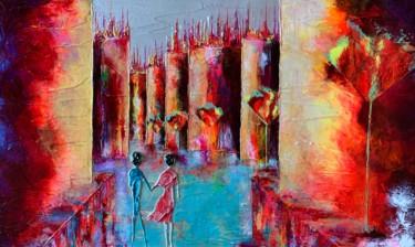 Alliance ... Artiste peintre Nantes Anne sophie Vieren