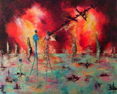 Nouveau Monde ... Artiste peintre Nantes