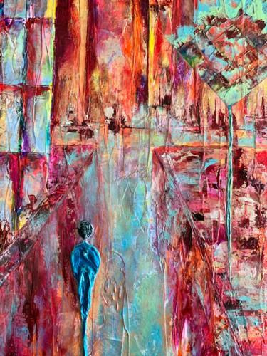 Insondable... Anne Sophie Vieren Artiste Peintre Nantes