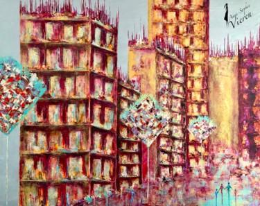 Civilisation ... Artiste peintre Nantes Anne sophie Vieren