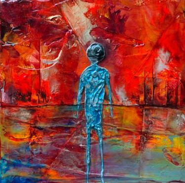 Seul ... artiste peintre Nantes